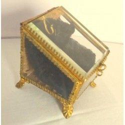 Caja para guardar reloj de bolsillo