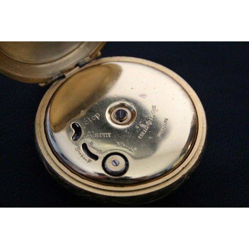 a3675e087 ... Antiguo Reloj de Bolsillo,con soneria Suizo de origen y funcionando ...