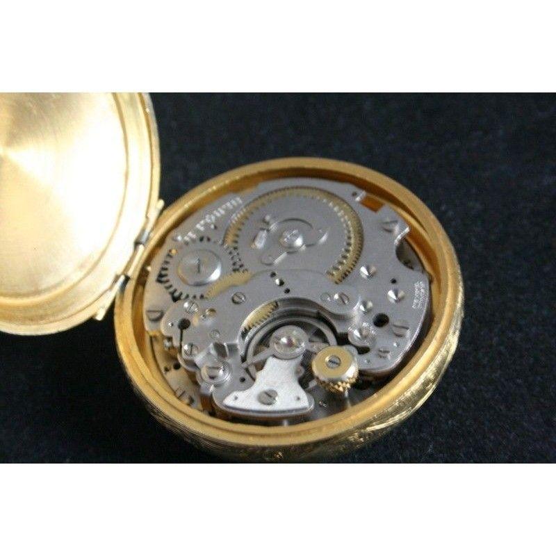 c3e745536 ... Antiguo Reloj de Bolsillo,con soneria Suizo de origen y funcionando