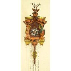Antiguo reloj aleman, cucu, en perfecto estado y funciona perfectamente