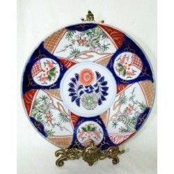 Antiguo plato de Porcelana Imari