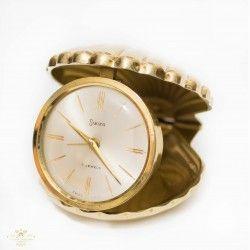 Antiguo reloj despertador de cuerda origen Suizo