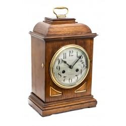 Antiguo reloj de sobremesa, Bracket con Sonería de origen alemán, de los años 1900 y funcionando