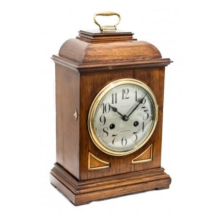 Antiguo Con Sonería Reloj De Junghans SobremesaBracket 3TlKF1Jc