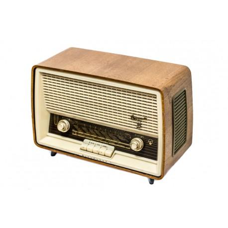 Radio antigua de válvulas marca Blaupunt, Verona,en excelente estado