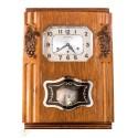 Antiguo reloj de los cuartos, de origen francés,funcionando con soneria westminster