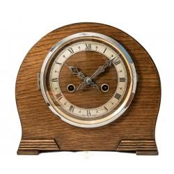 Antiguo reloj de sobremesa Art Deco, de origen inglés