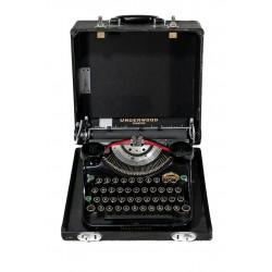 Antigua Máquina de Escribir Underwood en Perfecto Estado de origen Americano.