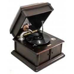 Gramófono Antiguo de origen inglés y funcionando circa 1920